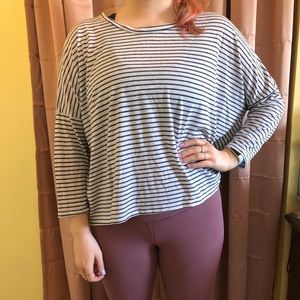 Old Navy Wide Long Sleeve Shirt